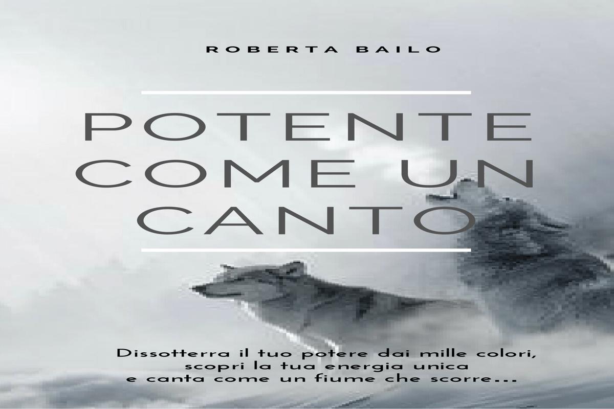"""IL MIO PRIMO LIBRO! """"POTENTE COME UN CANTO…"""""""