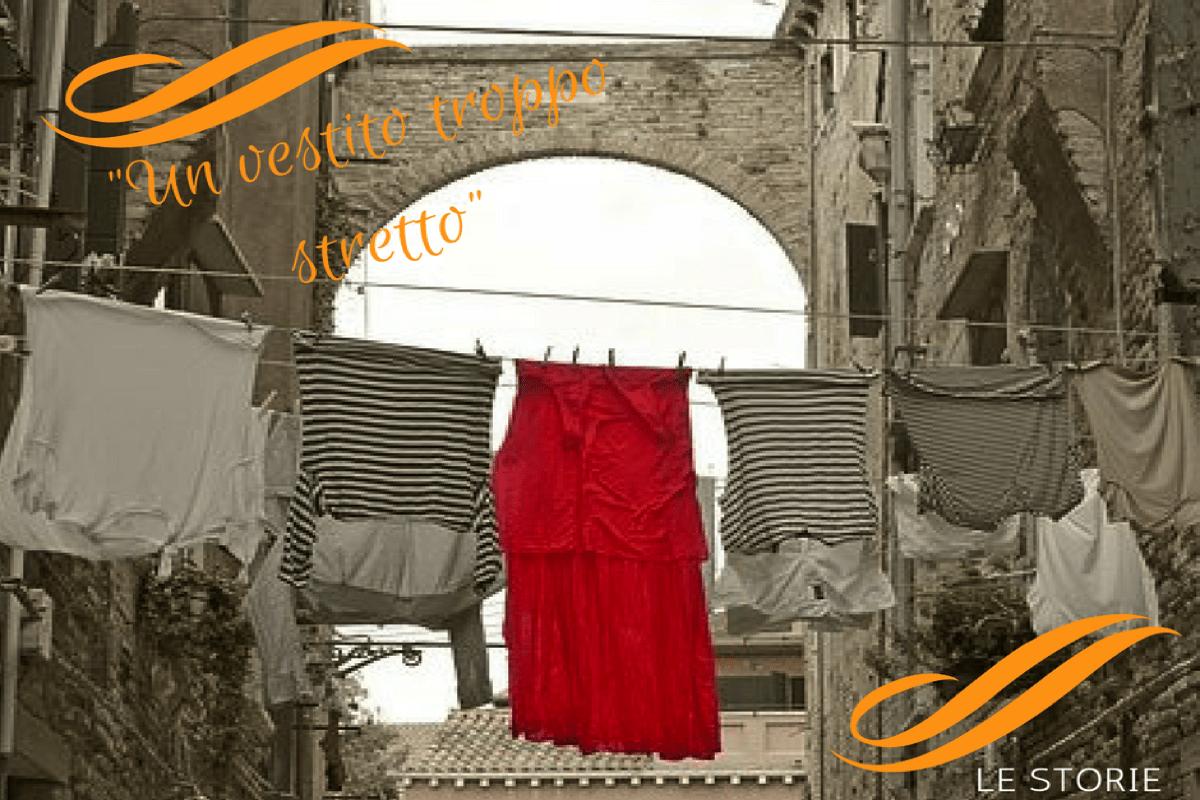 #STORIES VALENTINA e un vestito troppo stretto